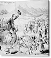 Brigham Young (1801-1877) Canvas Print