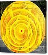 Eternal Circle Canvas Print