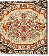Turkish Carpet Canvas Print