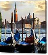 Venice In Italy Canvas Print