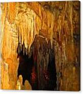 Luray Cavern Canvas Print