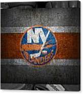 New York Islanders Canvas Print
