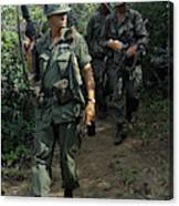 Vietnam War, 1967 Canvas Print