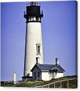1872 Historic Lighthouse Canvas Print