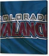 Colorado Avalanche Canvas Print