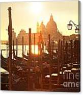Venice In Italy Canvas Print