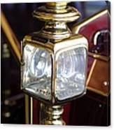 1907 Panhard Et Levassor Lamp Canvas Print