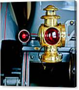 1908 Buick Model S Tourabout Taillight Canvas Print