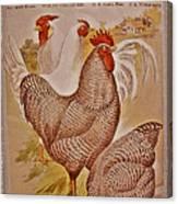 1909 California State Fair Poster Canvas Print