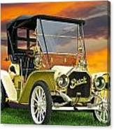 1910 Buick Roadster - Runabout Canvas Print