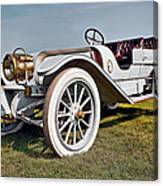 1910 Franklin Type H Touring Canvas Print