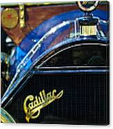 1911 Cadillac Roadster Canvas Print