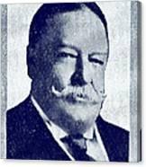 1912 Vote Taft For President Canvas Print