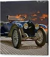 1914 Mitchell Raceabout I Canvas Print