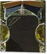 1922 Isotta-fraschini Tipo 8 Torpedo By Sala Canvas Print