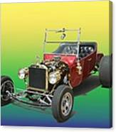 1923  Ford T Bucket  Canvas Print