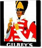 1924 - Gilbey Spey-royal Whisky Advertisement - Color Canvas Print
