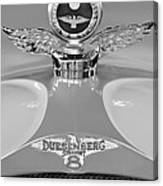 1926 Duesenberg Model A Boyce Motometer 2 Canvas Print