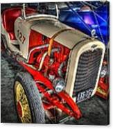 1927 Chevy Dirt Racer Canvas Print