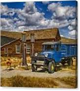 1927 Dodge Braham Bodie Ca Color Img 7299 Canvas Print