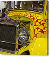 1927 Ford-front View Canvas Print