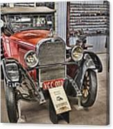 1928 Dodge Roadster Canvas Print