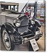 1928 Packard 526 Sedan Canvas Print