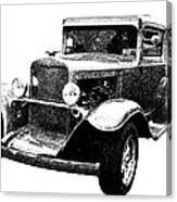 1930 Chevy Canvas Print