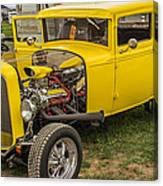 1930 Model A Coupe Canvas Print