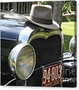 1930 Model-a Town Car 2 Canvas Print
