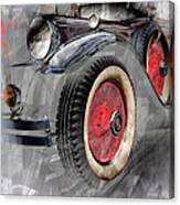 1930 Packard Canvas Print