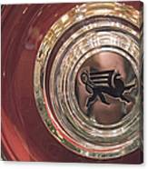 1930 Ruxton Wheel Canvas Print