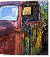 1930s Pickup Truck Canvas Print