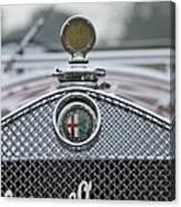 1931 Alfa Romeo Canvas Print