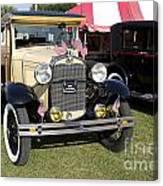 1931 Ford Model-a Car Canvas Print