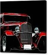 1931 Ford Panel Truck 2 Canvas Print