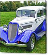 1933 Ford Vicky Canvas Print