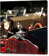 1933 Pierce Arrow 12 Convertible Sedan By Lebaron 5d26739 Canvas Print