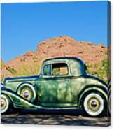 1933 Pontiac -0008c Canvas Print