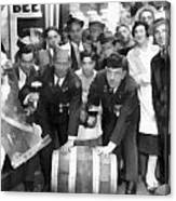 1933 Prohibition Repeal Canvas Print