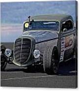 1934 Ford 'autocross' Coupe 2 Canvas Print