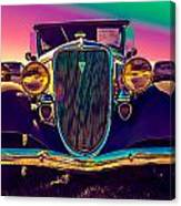 1934 Ford Front Canvas Print