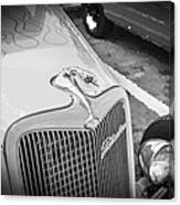 1934 Ford Hot Rod Canvas Print