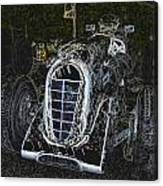 1935 Bentley Jackson Special 2 Canvas Print