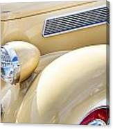 1936 Ford Cabriolet  Canvas Print