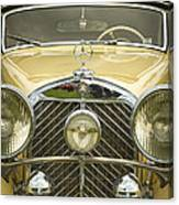 1936 Mercedes Benz Canvas Print