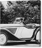 1937 Bmw Convertible Canvas Print