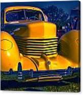 1937 Cord Canvas Print
