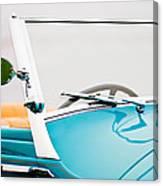 1937 Rolls-royce Phantom IIi Thrupp And Maberly Drophead -1161c Canvas Print