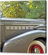1938 Buick Special Canvas Print